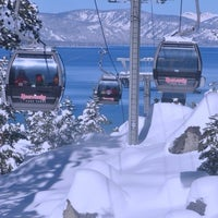 Photo taken at Heavenly Gondola by Indra S. on 12/27/2012