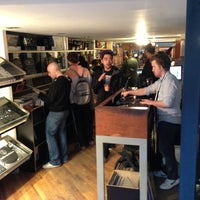 Photo taken at Turntable Lab by Keith B. on 4/20/2013