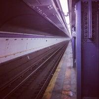 Photo taken at MTA Subway - High St/Brooklyn Bridge (A/C) by Nate B. on 3/30/2013