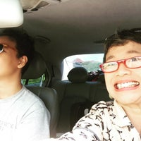 Photo taken at Jalan Tol Lingkar Luar Jakarta Seksi W2 Selatan (JORR W2 S) by Moi K. on 9/29/2016