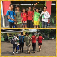 Photo taken at Goedang Futsal by Moi K. on 10/19/2016