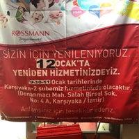 Photo taken at Rossmann by Neslihan Koç Ç. on 1/10/2017