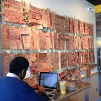 Photo taken at Which Wich Superior Sandwiches by Roving J. on 4/3/2014