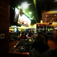 Photo taken at Mucho Burrito Fresh Mexican Grill by Ashe F. on 2/1/2013