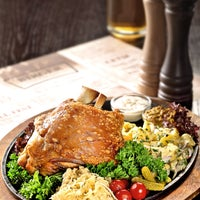 Photo taken at Birger bar & restaurant by Birger bar & restaurant - Биргер бар & ресторан on 11/28/2014