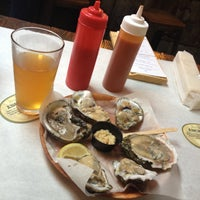Photo taken at Atlantic Beer & Oyster by Dani D. on 2/16/2015