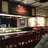 Photo taken at Jo-To Japanese Restaurant by David B. on 2/6/2013