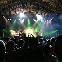 Photo taken at Circo Voador by Raphael S. on 3/21/2013