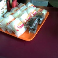 Photo taken at Dunkin Donut Setiabudhi by Gilar N. on 1/1/2014