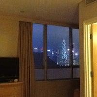 Photo taken at YMCA of Hong Kong 香港基督教青年會 by rinske s. on 4/11/2013