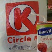 Photo taken at Circle K by 3cko A. on 9/22/2012