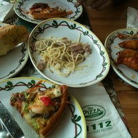Photo taken at The Pizza Company by Aey S. on 6/23/2013