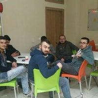 Photo taken at Karanfil Kafeterya ve Fotokopi Merkezi by BURAK K. on 12/8/2015