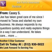 Photo taken at Joe Farris Insurance by Joe Farris Insurance on 8/31/2015