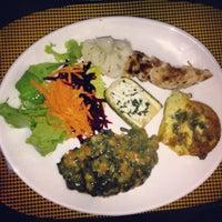 Photo taken at Manjericão Restaurante by MARCO P. on 7/29/2013