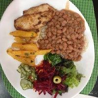Photo taken at Manjericão Restaurante by MARCO P. on 1/9/2014