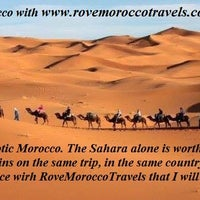 Photo taken at RoveMoroccoTravels - Private & Custom Tours by RoveMoroccoTravels - Private & Custom Tours on 11/11/2016
