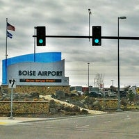 Photo taken at Boise Airport (BOI) by April A. on 3/25/2013