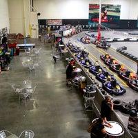 Photo taken at Fast Lap Indoor Kart Racing by Fast Lap Indoor Kart Racing on 11/19/2014