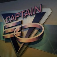 Photo taken at Captain EO by Pucelle M. on 10/24/2012