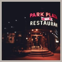 Photo taken at Park Plaza Diner by Geoff G. on 5/20/2014