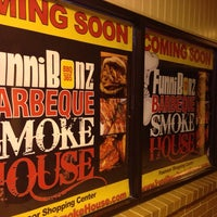Photo taken at Funnibonz Barbeque SmokeHouse by Casi K. on 11/16/2013