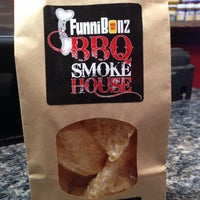 Photo taken at Funnibonz Barbeque SmokeHouse by Casi K. on 12/5/2013