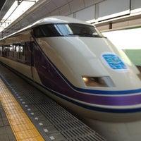 Photo taken at Shin-Koshigaya Station (TS20) by TABITO on 5/23/2013