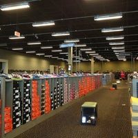Photo taken at DSW Designer Shoe Warehouse by Ricky P. on 7/28/2013
