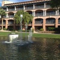Photo taken at Fairmont Scottsdale Princess by Ricky P. on 2/2/2013