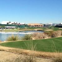 Photo taken at TPC Scottsdale by Ricky P. on 1/30/2013
