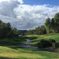Photo taken at Aviara Golf Club by Ricky P. on 11/26/2015