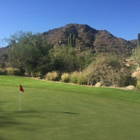 Photo taken at SunRidge Canyon Golf Club by Ricky P. on 10/6/2016