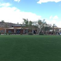 Photo taken at Golf Club of Estrella by Ricky P. on 5/8/2016