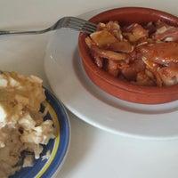 Photo taken at Restaurante San Roque by Lissette L. on 6/20/2014