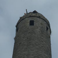 Photo taken at St Canice's Round Tower by Max M. on 8/13/2016