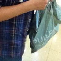 Photo taken at PULL & BEAR by Oh L. on 10/4/2012