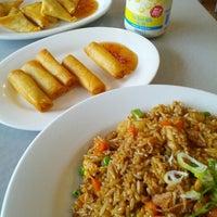Photo taken at Bintang Cafe by Brooke J. on 1/8/2013