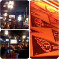 Photo taken at Tom's NFL American Sports Bar & Grill by Carla G. on 5/17/2013