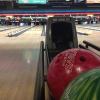 Photo taken at Zodo's Bowling & Beyond by Christina S. on 3/9/2013