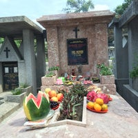 Photo taken at Makam Kembang Kuning by Marshall G. on 8/2/2016