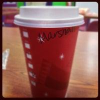 Photo taken at Starbucks by Marshall G. on 12/22/2012