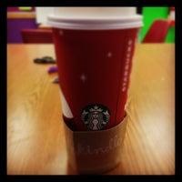 Photo taken at Starbucks by Marshall G. on 12/16/2012