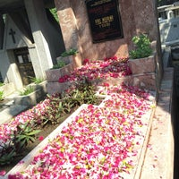 Photo taken at Makam Kembang Kuning by Marshall G. on 7/27/2016