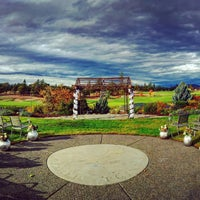 Photo taken at Eagle Point Golf Course by Marshall G. on 10/11/2015