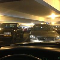 Photo taken at Employee Parking Garage by ralph m. on 1/17/2013