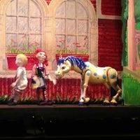 1/27/2013 tarihinde David G.ziyaretçi tarafından Swedish Cottage Marionette Theatre'de çekilen fotoğraf