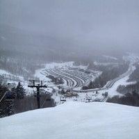 Photo taken at Killington Ski Resort by David G. on 2/23/2013