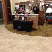 Photo taken at Hilton Garden Inn by Larry G. on 10/30/2012
