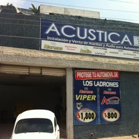 Photo taken at Acustica by Ernesto on 6/9/2013